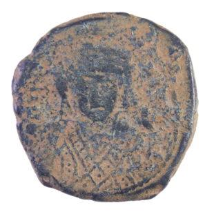 40 нумий. Тиберий II Константин. Византия(578-582гг.)