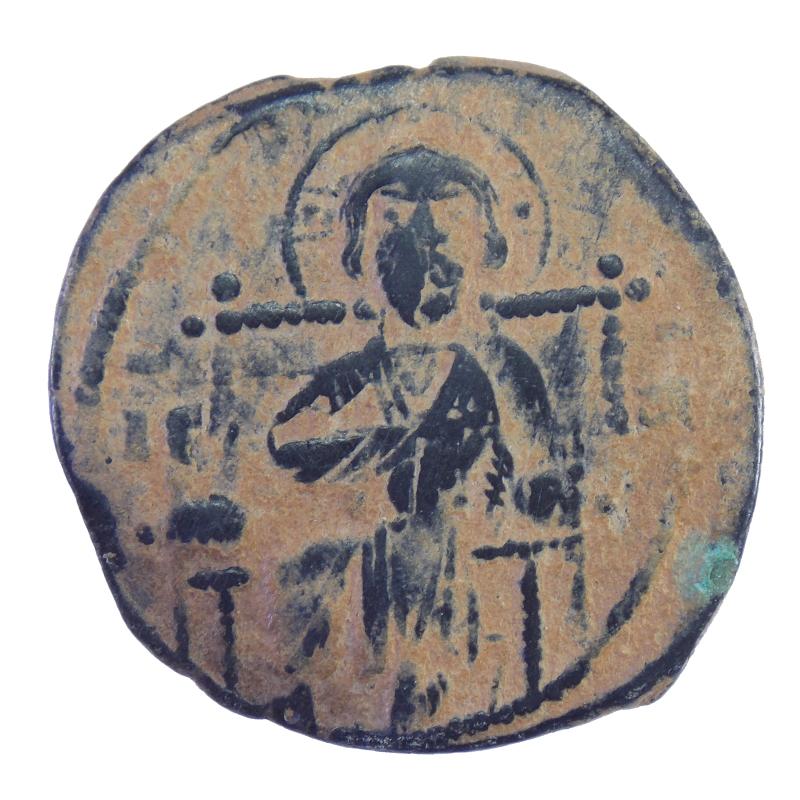 Фоллис.Константин IX Мономах.Византия(1042-1055гг.)