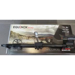Телескопическая карбоновая штанга для Minelab Equinox 600/800