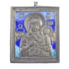Икона: БОГОМАТЕРЬ ТИХВИНСКАЯ