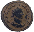 Antoninianus CLEMENTIA TEMP Арт. 31181